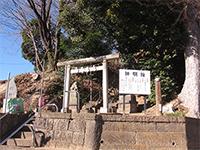 梶ケ谷神明社鳥居