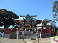 末長杉山神社
