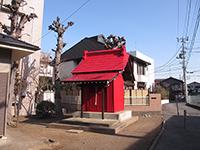 長森稲荷社