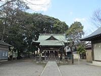 中野島稲荷神社