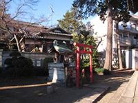 堰稲荷神社境内社