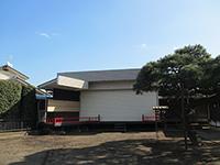 菅八雲神社神楽殿