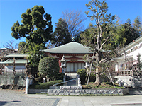 大蓮寺本堂