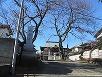明鏡寺山門