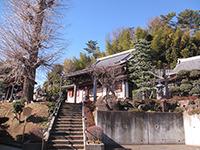 西福寺本堂