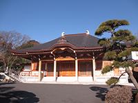 善養寺本堂