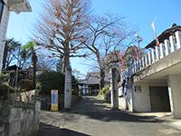 増福寺山門