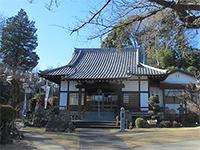 増福寺本堂
