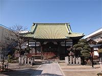 龍厳寺本堂