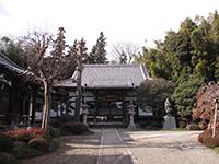 盛源寺本堂