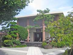 宝安寺本堂