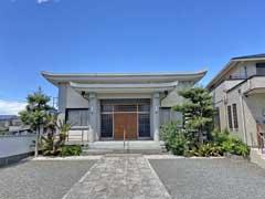 誓願寺本堂