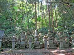 紹太寺稲葉氏一族の墓