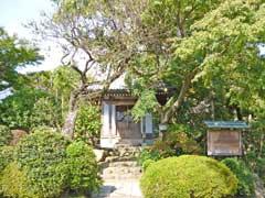 香林寺弁天堂