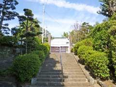 霊寿院山門