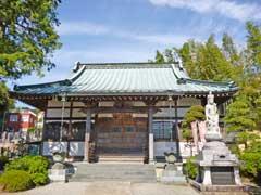 霊寿院本堂