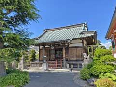 本源寺護摩堂