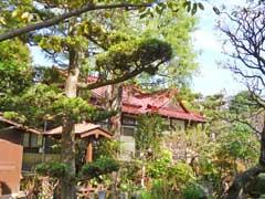 玉伝寺本堂