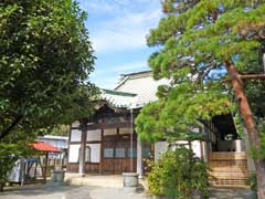 光円寺本堂