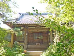 蓮船寺本堂