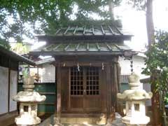 松原神社境内社2