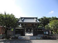 龍像寺山門