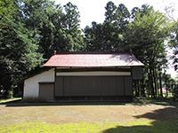 鹿島神社神楽殿