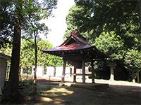 鹿島神社鐘楼
