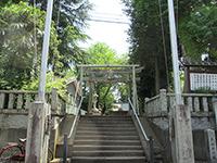 長島神社鳥居