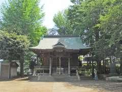 長島神社本殿