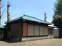 長島神社神楽殿
