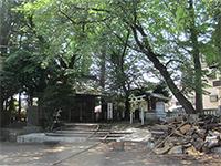 長島神社境内社