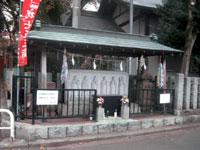 村富神社六地蔵