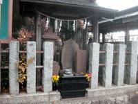 境内社竜神道祖神社