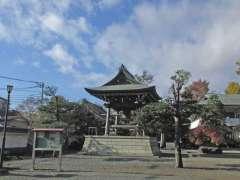 青柳寺鐘楼