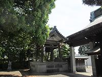 泉龍寺鐘楼