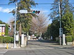 星谷寺山門