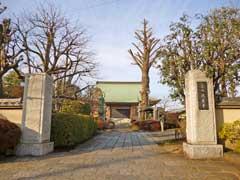 観音寺境内