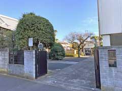 観蔵寺山門
