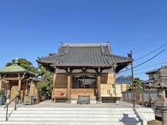 南蔵院地蔵堂