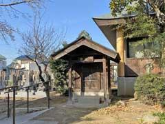 蓮蔵院十王堂