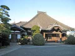 上品寺本堂