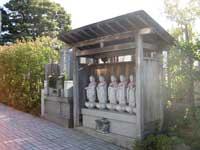 真禅寺六地蔵