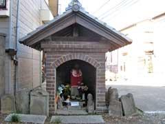 輪福寺地蔵尊
