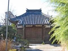 輪福寺本堂