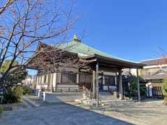 香念寺本堂