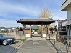 浄心寺参道