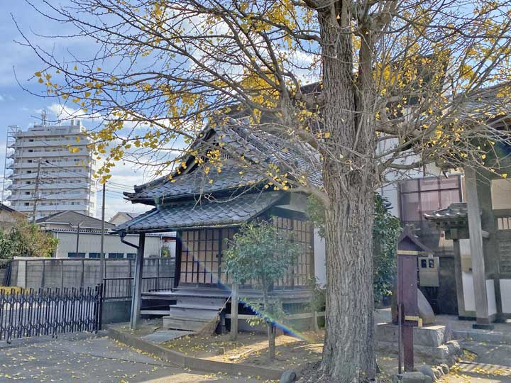 浄心寺供養塔
