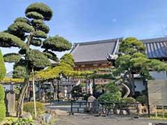 慶円寺本堂