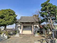 立増寺本堂